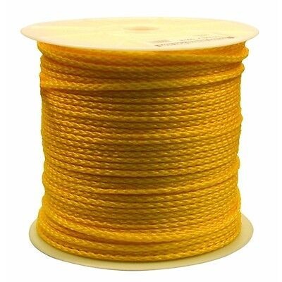 """Rope Products 3/8X1200YP 3/8""""x 1200 footyellow poly rope"""