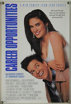 Career Opportunities Ds Rolled Orig 1Sh Movie Poster Jennifer Connelly (1991)