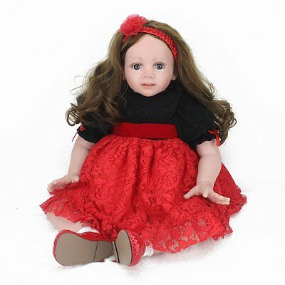 realistic real life baby dolls girl alive reborn babies