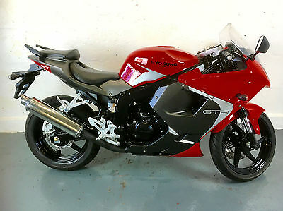 Hyosung GT125 125cc R Supersport. Learner Legal. ***Finance Available***