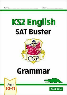 KS2 English SAT Buster: Grammar Book 1 (for the 2019 tests) (CGP... by CGP Books