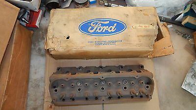 NOS 1970 76 FORD PASSANGER CAR OR TRUCK F100 351w CYLINDER HEAD D1OZ 6049 C