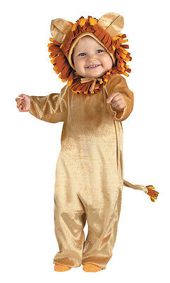 Lion Cub Costume Infant Toddler Kids Baby Child Boys Girls Cat 12-18 Month NEW