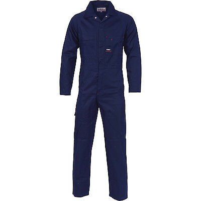 DNC Cotton Drill Coverall & Dust Coats(3101)