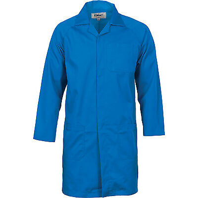 DNC workwear Polyester cotton dust coat (Lab Coat) Raglan Sleeves (3502)