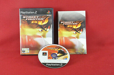 Street Fighter EX 3 | Sony PlayStation 2 - PAL