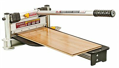 Exchange-a-Blade Laminate FLOORING Cutter, 9-inch PVC and VINYL TILE CUTTE