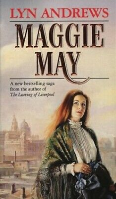 Maggie May by Andrews, Lyn Paperback Book The Cheap Fast Free Post
