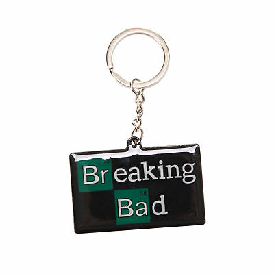 Breaking Bad Show TV Series Logo Keyring Rubber Keychain