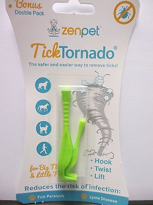 Tick Tornado - Pro - Bonus Pack- The Safest and Easiest way to Remove Ticks
