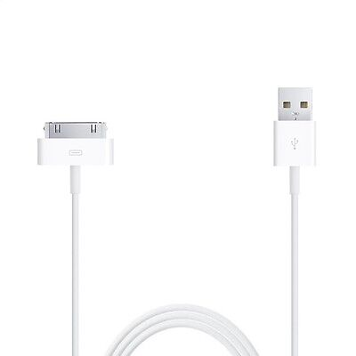 Lot USB Data Sync Charging Cable Cord for iPhone 4 4S 3Gs iPod Nano Touch