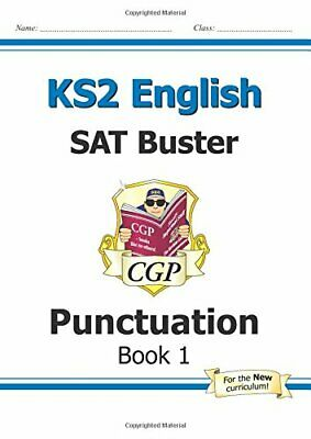 KS2 English SAT Buster: Punctuation Book 1 (for tests... by Books, Cgp Paperback