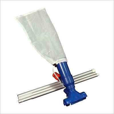 Pond Jet Vacuum Cleaner with a pole