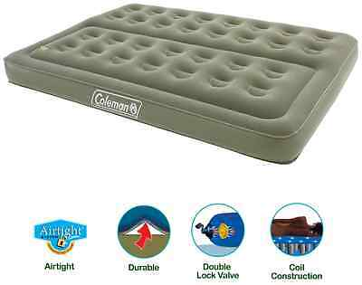 Coleman Comfort bed double camping blow up inflatable air bed airbed 2000012345