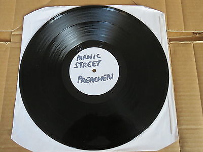 "MANIC STREET PREACHERS You Love Us HEAVENLY 12"" RARE UK ORIGINAL TEST PRESSING"