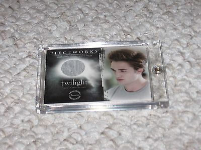 Twilight Inkworks Pieceworks Robert Pattinson Edward Cullen PW2 RARE
