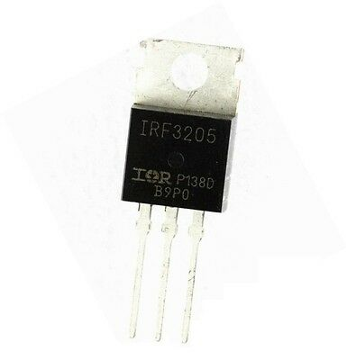 10 pcs IRF3205PBF IRF3205 MOSFET N-CH 55V 110A TO-220 NEW