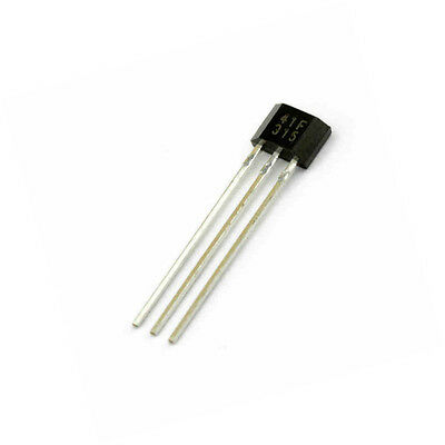 10Pcs Ss41 Ss41F To3 Sensor Ss Hall Effect Bipolar New