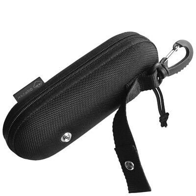 Hazard 4 Mil-Pod Sunglasses Hard Case Clam Shell Carry Holder Spectacles Black