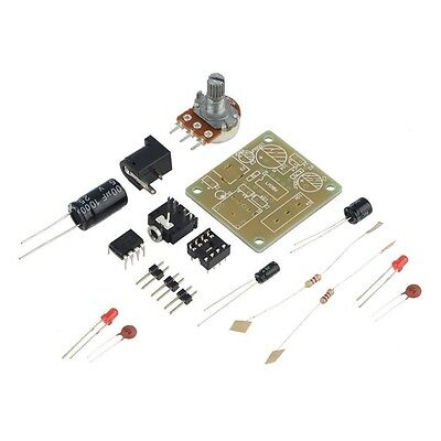 1PCS New LM386 Super MINI Amplifier Board 3V-12V DIY Kit