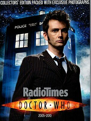 Doctor Who: 2005-2010 Paperback Book The Cheap Fast Free Post