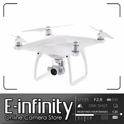 NEUF DJI Phantom 4 Quadcopter 4K Newest 2016 Release
