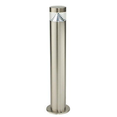 Saxby 13929 - Pyramid - 3.5W Stainless Steel Outdoor IP44 Garden LED Post Light