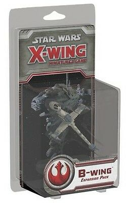 Star Wars X-Wing B-Wing X Wing Expansion Pack Fantasy Flight Games