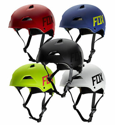 Fox Flight Hardshell Bike Cycling Helmet