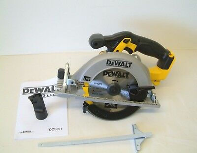 DeWALT DCS391N 18v XR Circular Saw Naked