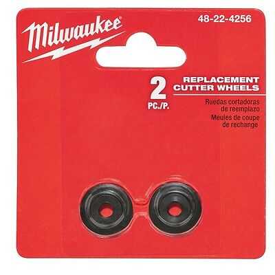 Milwaukee 48-22-4256 2pc Replacement Cutter Wheels - in stock