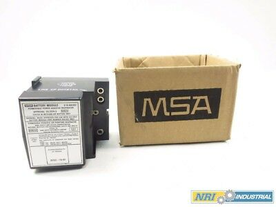 New Msa 486362 Battery Module Permissible Power Assisted Respirator D524256