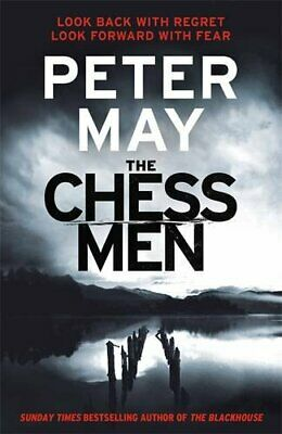 The Chessmen (The Lewis Trilogy) by May, Peter Book The Cheap Fast Free Post