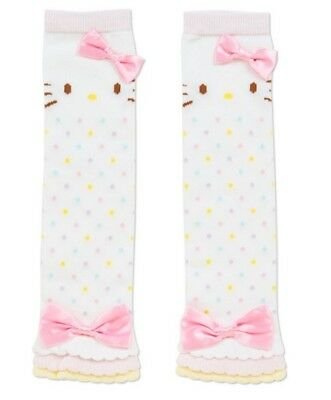 Hello Kitty Baby Leg Warmers