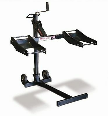 MoJack MJEZ 300-Pound Lift For Tractors And Zero Turn Lawn Mowers