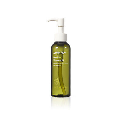 Innisfree Olive Real Cleansing Oil 150ml Free gifts