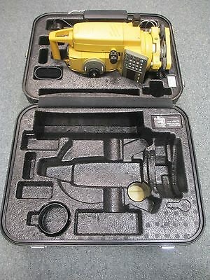 Topcon Gpt-3107N Total Station Partial Fault With Np Mode