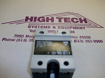 Carlo Gavazzi RM1A23D25 Solid State Relay Contactor NEW