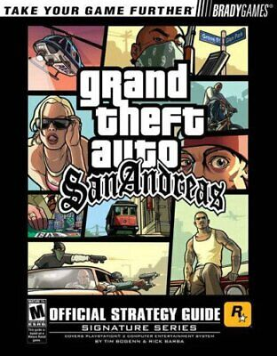Grand Theft Auto:San Andreas? Official Strategy Guid... by Barba, Rick Paperback