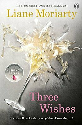 Three Wishes by Moriarty, Liane Book The Cheap Fast Free Post