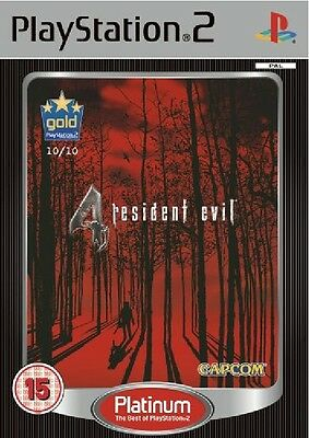 Resident Evil 4 PS2 Sony PlayStation 2 PAL Brand New