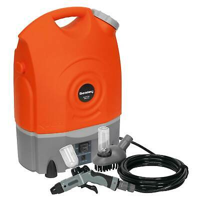 Sealey Rechargeable Portable Cordless Car Cleaning Pressure Washer 12V - PW1712