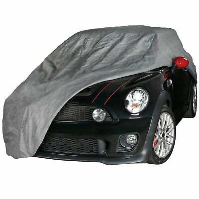 Sealey All Seasons Car/Vehicle 3-Layer Waterproof Protection Cover -Small - SCCS