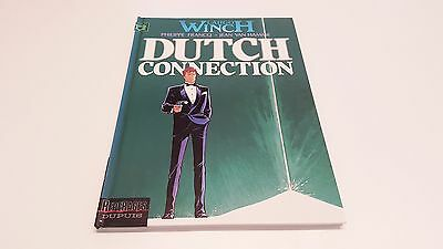 Largo Winch T6 Dutch Connection EO / Francq / Van Hamme // Dupuis