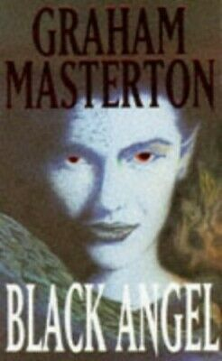 Black Angel by Masterton, Graham Paperback Book The Cheap Fast Free Post