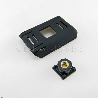 Mobius Actioncam Mounting Holder Base W/ Threaded Insert