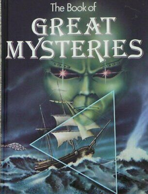 Book of Great Mysteries by Maynard, Christopher Hardback Book The Cheap Fast