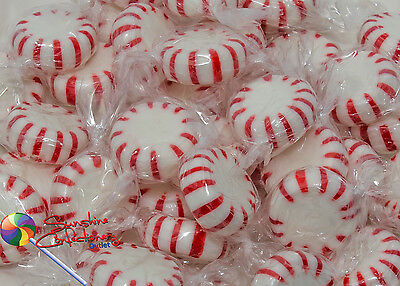 STARLIGHT MINTS (RED & WHITE) -  1 KG - APPROXIMATELY 160 pieces