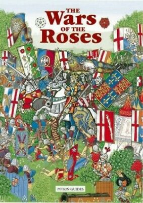 The Wars of the Roses (Pitkin Guides) by St John Parker, Michael Paperback Book
