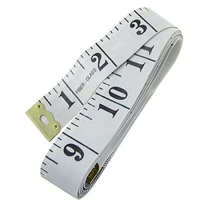 "Tape Measure 1.5M 150Cm 60"" Sew Sewing Seamstress Craft Tailor Measuring Ruler"